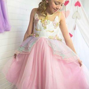Other - Pink Unicorn Tutu Princess Dress